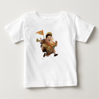 Russell Running from Disney Pixar UP Baby T-Shirt