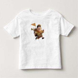 Russell Running from Disney Pixar UP T-shirt