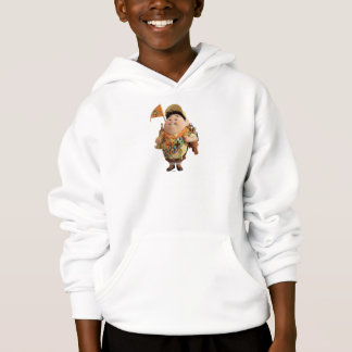 Russell smiling - the Disney Pixar UP Movie 2 Hoodie