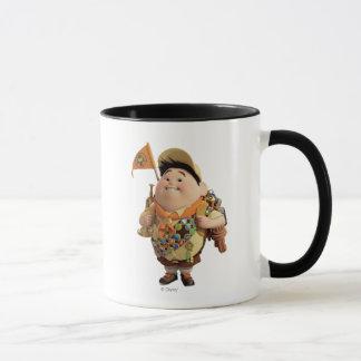 Russell smiling - the Disney Pixar UP Movie 2 Mug