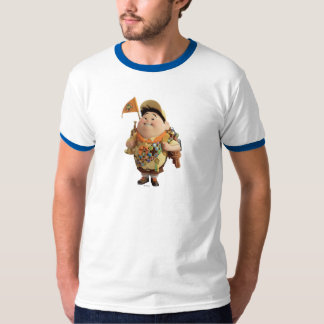 Russell smiling - the Disney Pixar UP Movie 2 T-Shirt