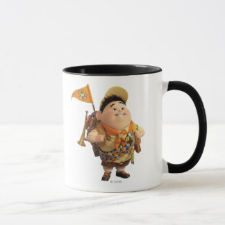 Russell smiling - the Disney Pixar UP Movie Mug