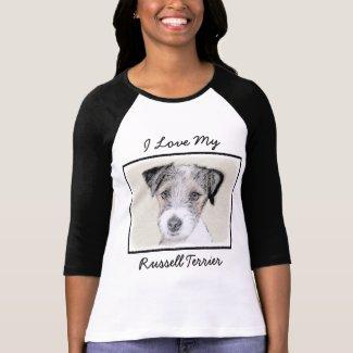 Russell Terrier (Rough) T-Shirt