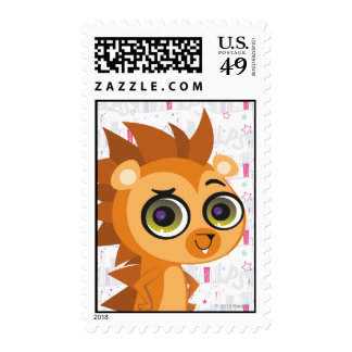 Russell the Hedgehog Postage