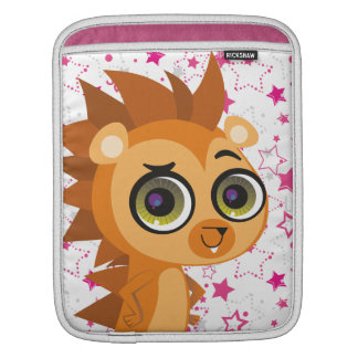 Russell the Hedgehog Sleeve For iPads