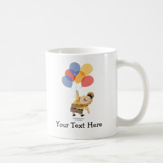 Russell Watercolor concept art - Disney Pixar UP Coffee Mug