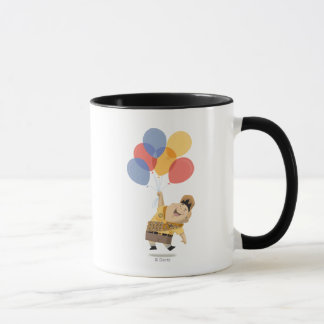 Russell Watercolor concept art - Disney Pixar UP Mug