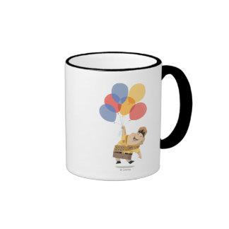 Russell Watercolor concept art - Disney Pixar UP Ringer Mug