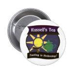 Russell's Tea Button