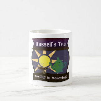 Russell's Tea Coffee Mug