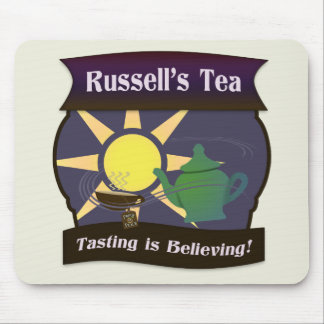 Russell's Tea Mouse Pad