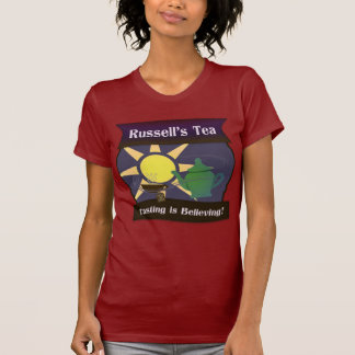 Russell's Tea T Shirts