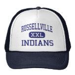 Russellville Indians Middle Russellville Trucker Hat
