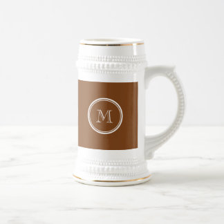 Russet High End Colored Personalized Mugs