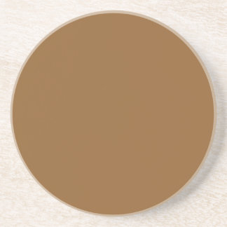 RUSSET (solid reddish brown color) ~ Coasters