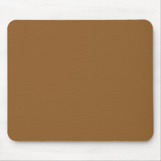 RUSSET (solid reddish brown color) ~ Mouse Pad