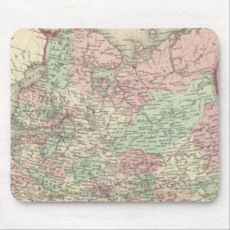 Russia 11 mouse pad
