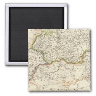 Russia 12 2 inch square magnet