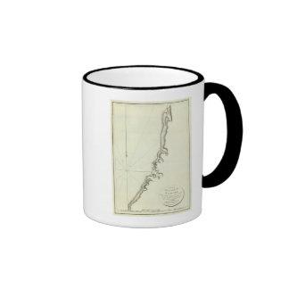 Russia 15 ringer coffee mug
