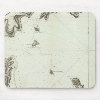 Russia 16 mouse pad