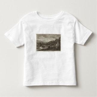 Russia 3 toddler t-shirt