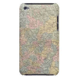 Russia 7 iPod touch case