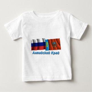 Russia and Altai Krai Baby T-Shirt