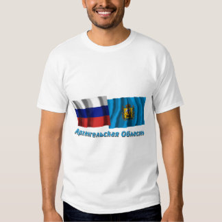 Russia and Arkhangelsk Oblast Shirt