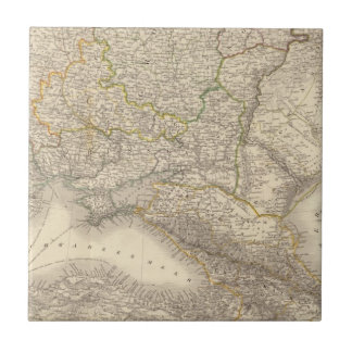 Russia and Europe 3 Ceramic Tile