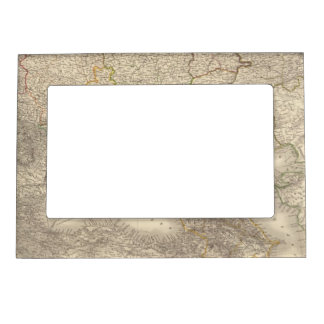 Russia and Europe 3 Magnetic Picture Frame