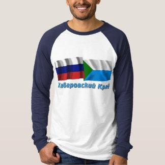 Russia and Khabarovsk Krai T-Shirt