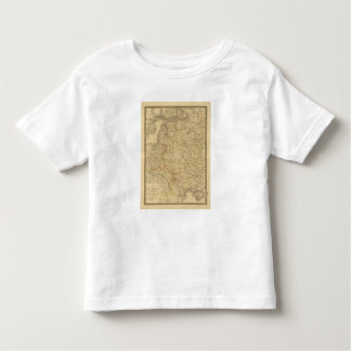 Russia and Poland Toddler T-shirt