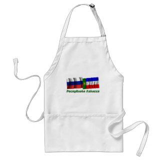 Russia and Republic of Khakassia Aprons
