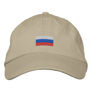 Russia baseball cap - Russian Flag