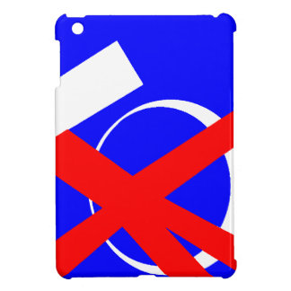 Russia Blue Portal Left iPad Mini Cases