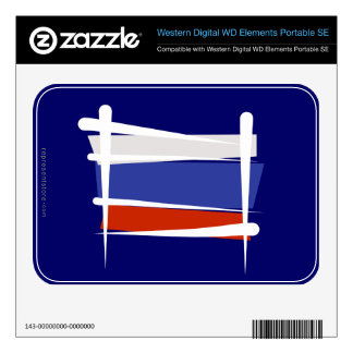 Russia Brush Flag WD Elements SE Skins