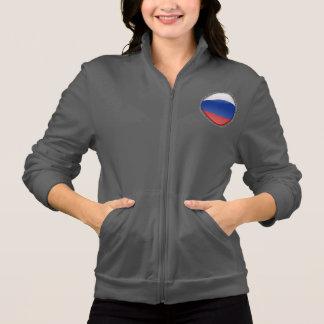 Russia Bubble Flag Jacket