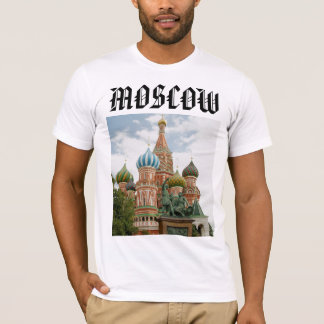 Russia-c, MOSCOW T-Shirt