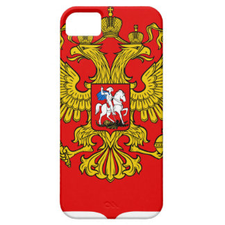 Russia Coat of Arms iPhone 5 Case