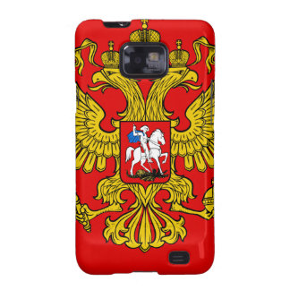 Russia Coat of Arms Galaxy SII Covers