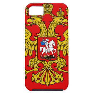Russia Coat of Arms iPhone SE/5/5s Case