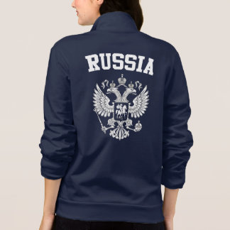Russia Coat of Arms Jacket