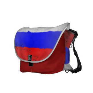 Russia Courier Bag