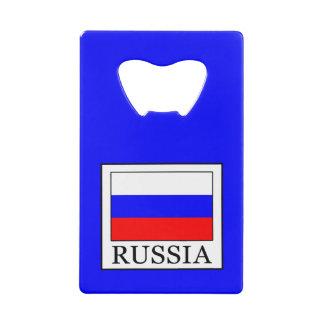 Russia Credit Card Bottle Opener