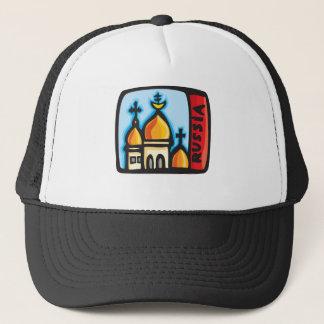 Russia Design Trucker Hat