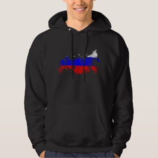 Russia Distressed shirt