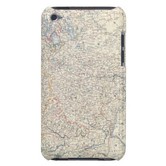 Russia, European iPod Touch Case-Mate Case