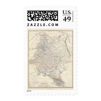 Russia, European Postage