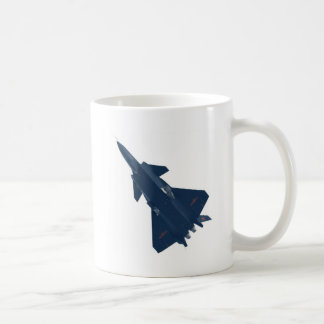 RUSSIA FIGHTER JET COFFEE MUGS