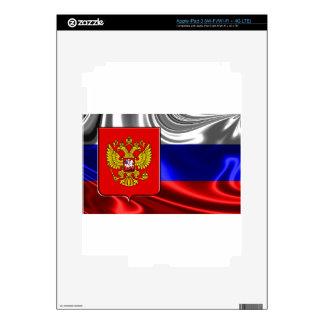 russia-Flag #4 iPad 3 Decal